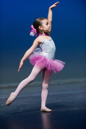 little ballerina - Summers Academy of Dance Golf Outing